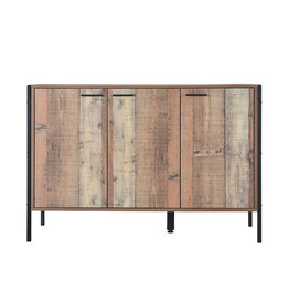 LPD Hoxton 3 Door Sideboard