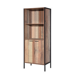 LPD Hoxton Bookcase Display Cabinet