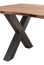 Hill Interiors Live Edge Collection Dining Table