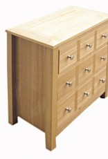 LPD Oakridge Multi Drawer Chest