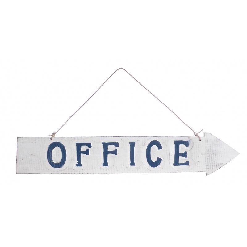 Office Arrow Sign