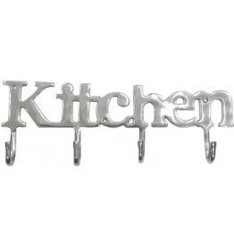 Wall Hanging Kitchen Metal Hooks