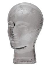 WOOOD Elvis Glass Head Statue