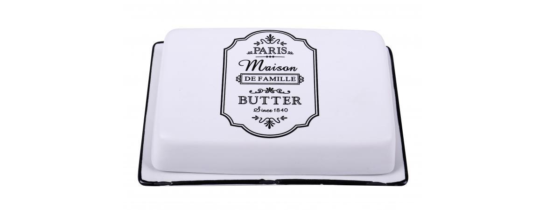 Besp-Oak Paris Maison Butter Dish