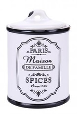 Besp-Oak Paris Maison 4.5inch Spice Canister