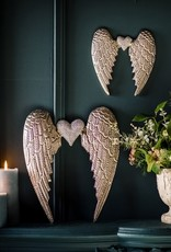 Culinary Concepts Small Angel Wing With Crystal Heart