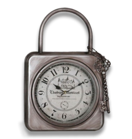 Padlock Clock - 54 cm