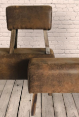 Gym Pommel Horse Stool - 3 Sizes