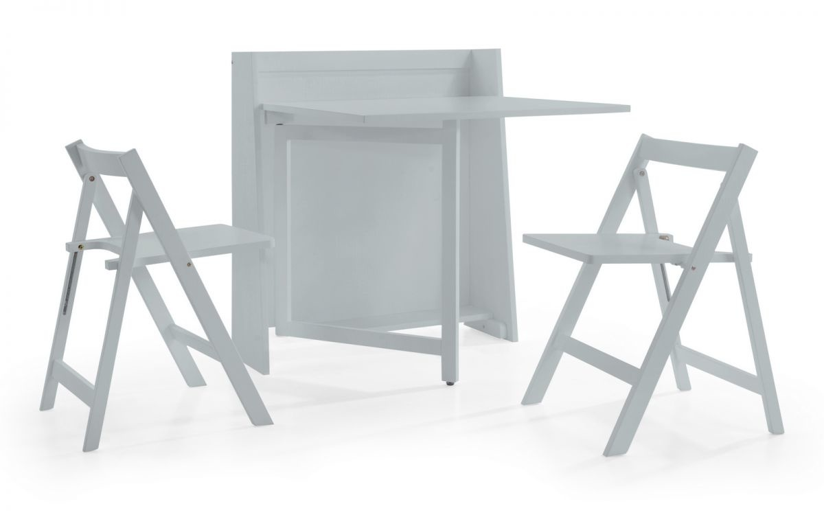 Helsinki Dining Set - White or Grey
