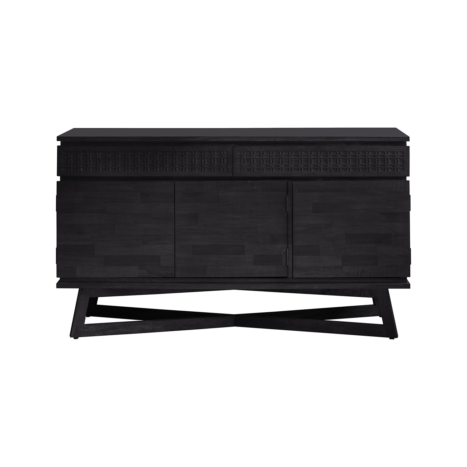 Gallery Boho Boutique 3 Door 2 Drawer Sideboard