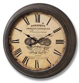 Fabrique De Produits Chimiques Clock