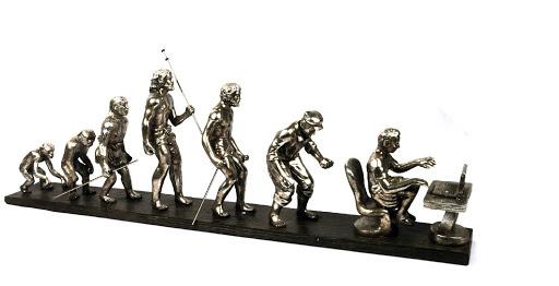 Evolution & Devolution Of Man