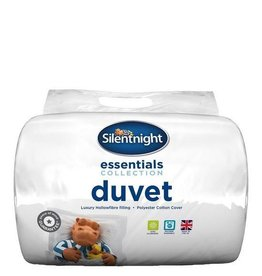 Silentnight Essential 10.5 Tog Duvet - Double