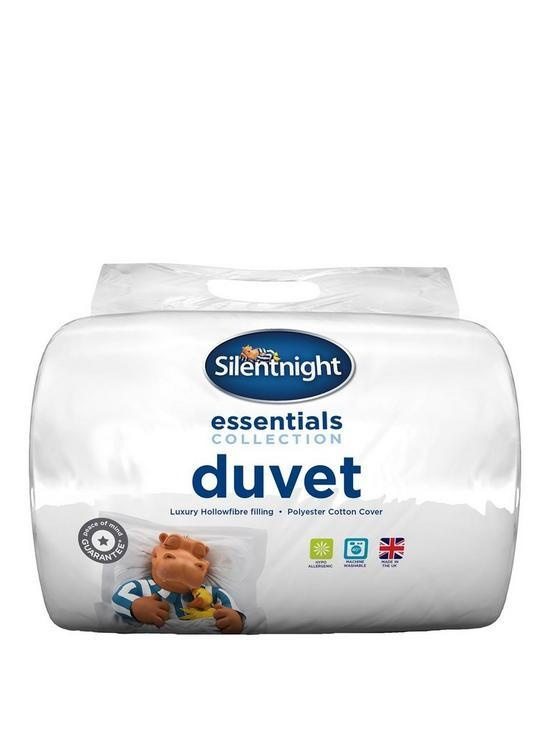 Silentnight Essential 10.5 Tog Duvet - Double