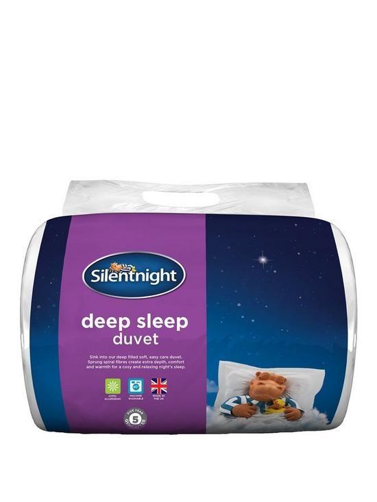 Silentnight Deep Sleep Duvet 10.5 Tog - Double