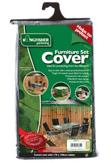 Kingfisher Rectangular Outdoor Furniture Set  Cover