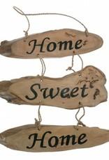 Coffee Wood Sign - Home Sweet Home