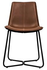 Gallery Hawking Chair Brown- Pair