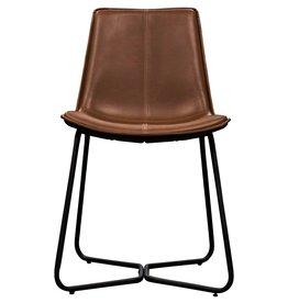 Gallery Hawking Chair Brown - Pair