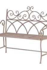 Metal Folding Bench