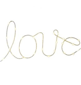 'Love' 30 Mini LED String