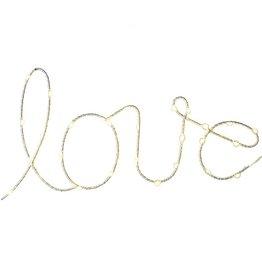 'Love' 30 Mini LED String