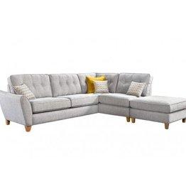 Lebus Ashley Corner Sofa - Brooklyn Fabric