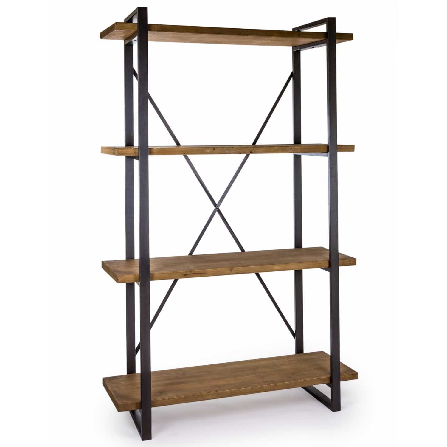 Industrial Style Camden Large Shelf Unit