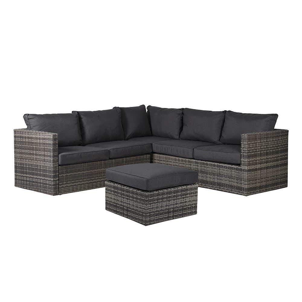 Outdoor L Shape Sofa Set