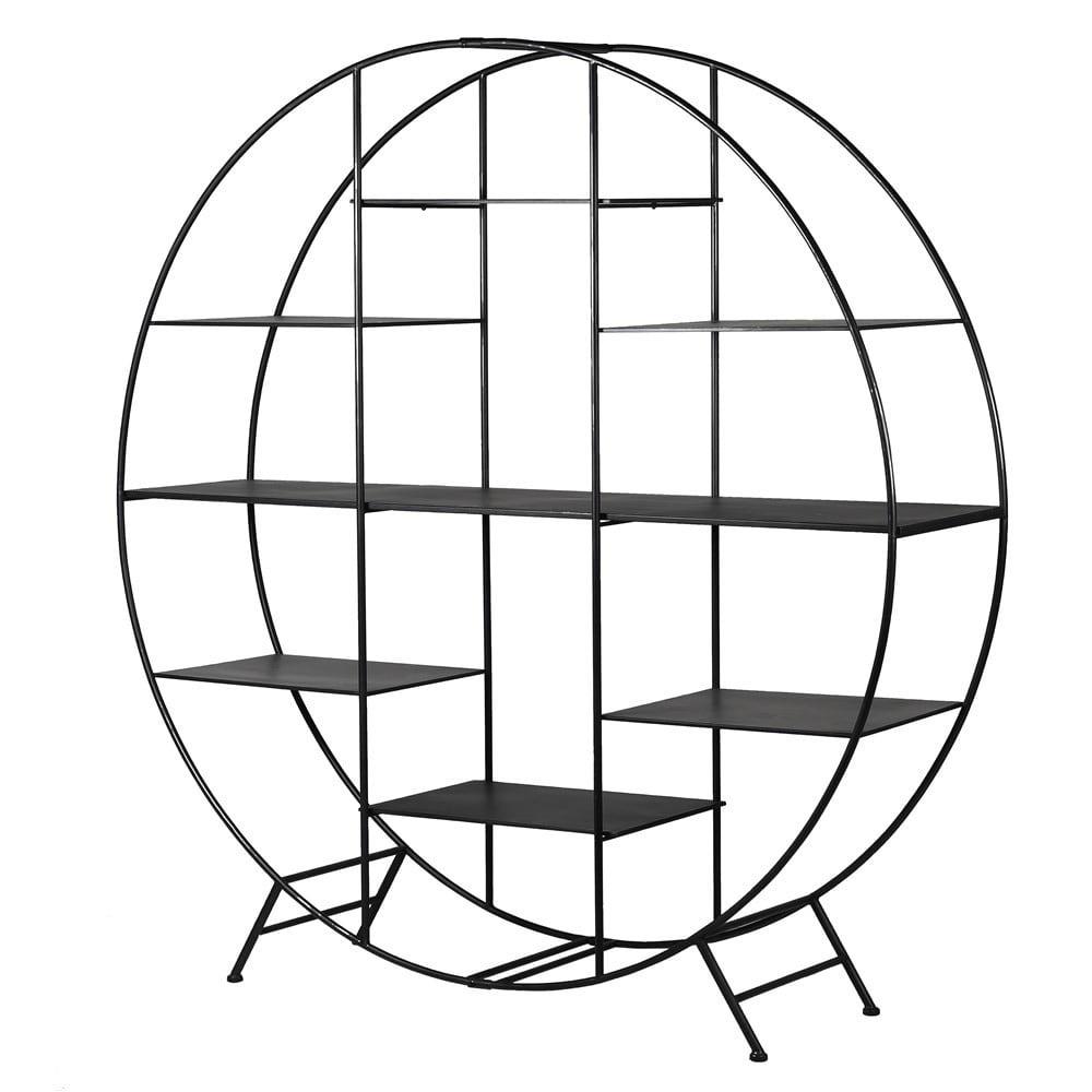 Large Round Shelf Unit