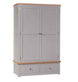 HomestyleGB Diamond Painted Gents Wardrobe