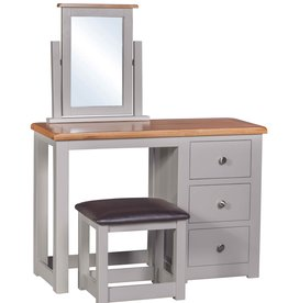 HomestyleGB Diamond Painted Dressing Table Set