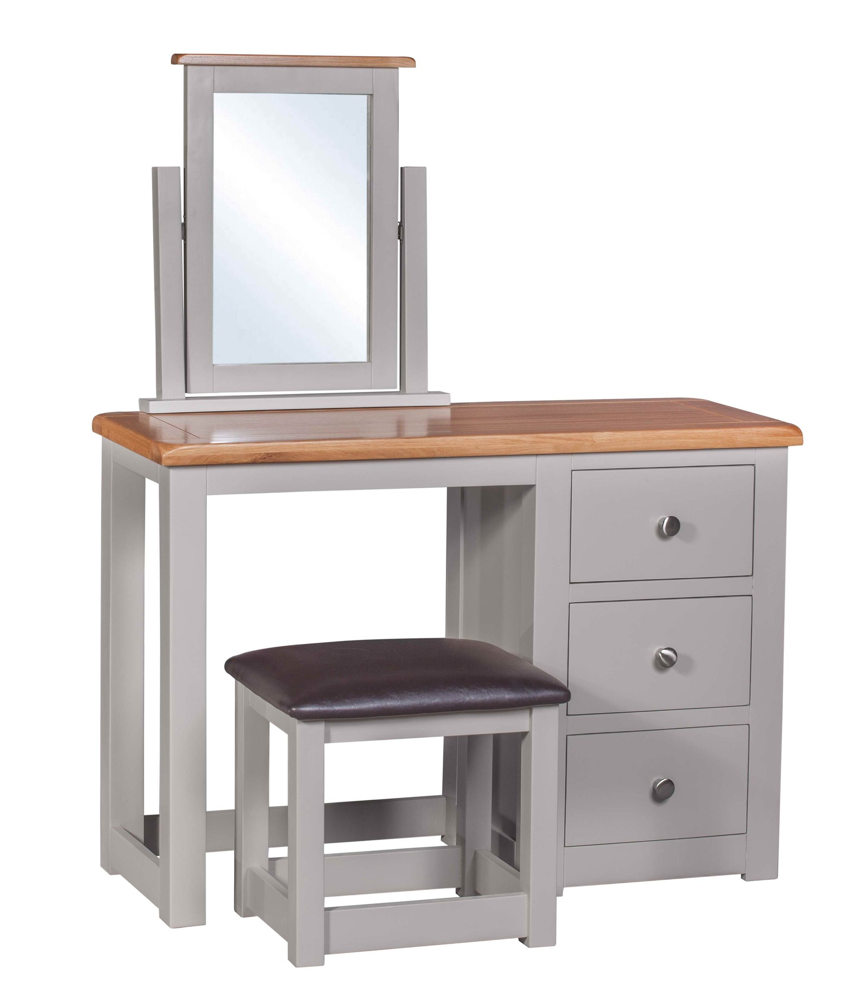 HomestyleGB Diamond Painted Dressing Table Set