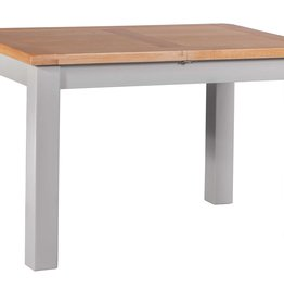 Diamond Painted Small Extending Table