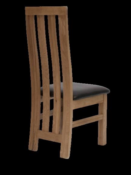 HomestyleGB Paris Oak Dining Chair