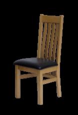 HomestyleGB Perugia Oak Dining Chair