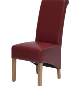 HomestyleGB Richmond Red Dining Chair
