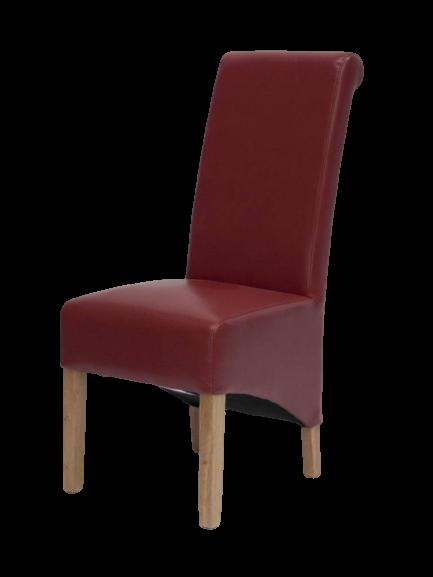HomestyleGB Richmond Red Dining Chair