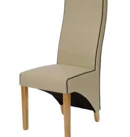 HomestyleGB Wave Silverstone Collection Dining Chair