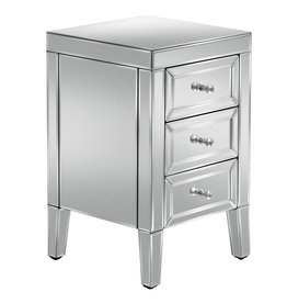 Valencia 3 Drawer Bedside