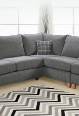 Lebus Lucy Corner Sofa High Back Pillow