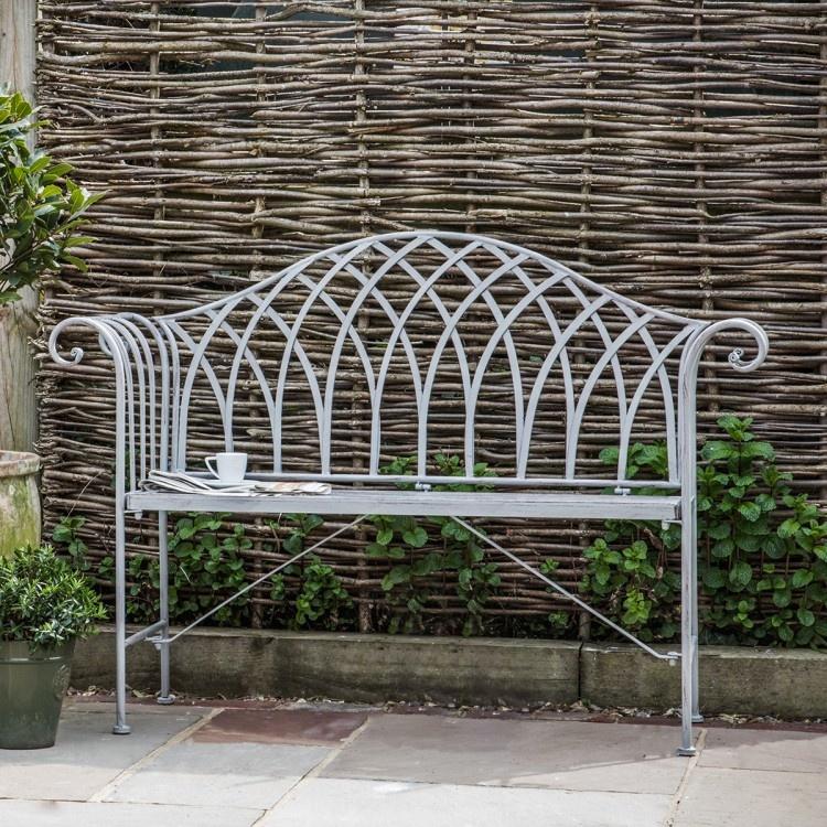 Gallery Duchess Outdoor Bench Estate