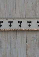 Besp-Oak Coat Rack With 5 Hooks