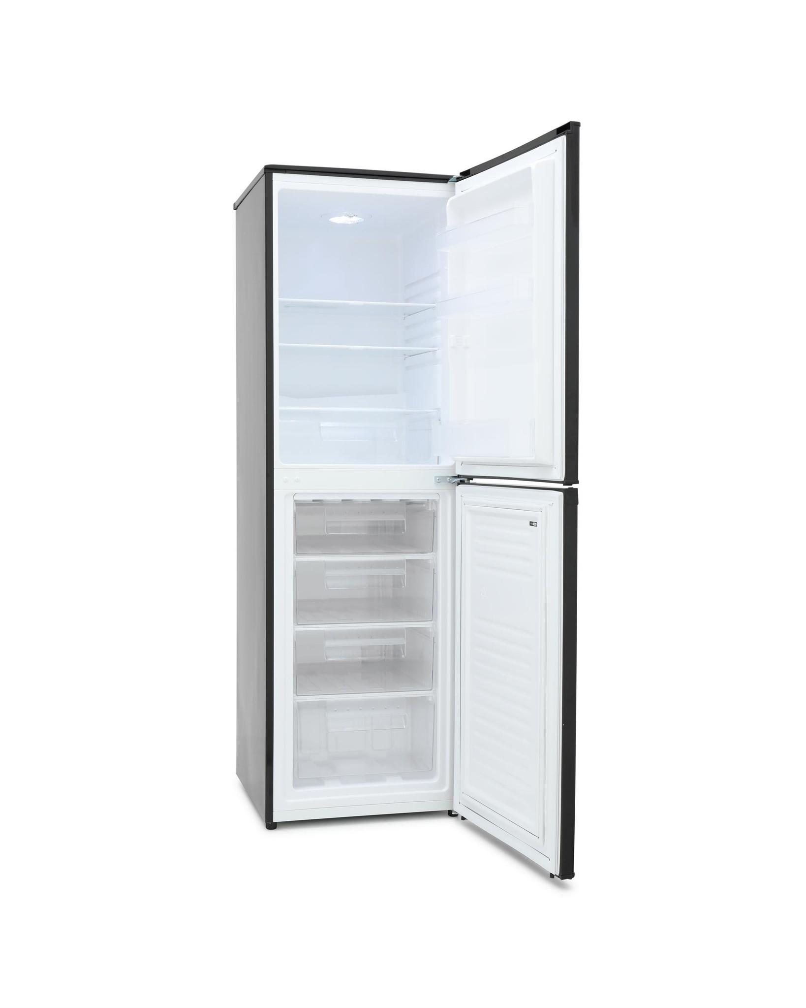 Montpellier Montpellier MS171BK Combi Fridge Freezer