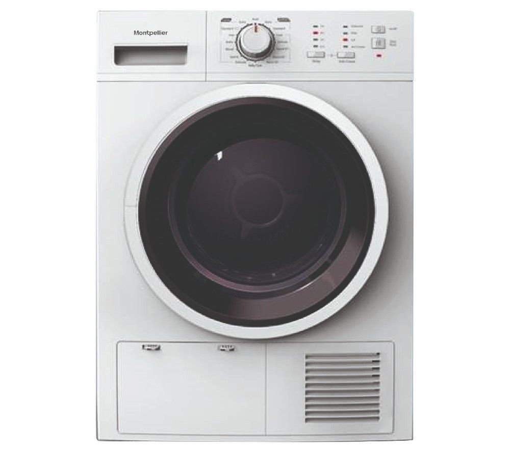 Montpellier MCD8W Condenser Tumble Dryer