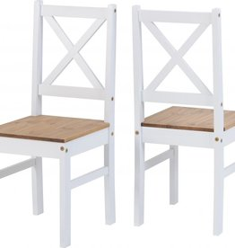 Seconique Salvador Dining Chair - Pair