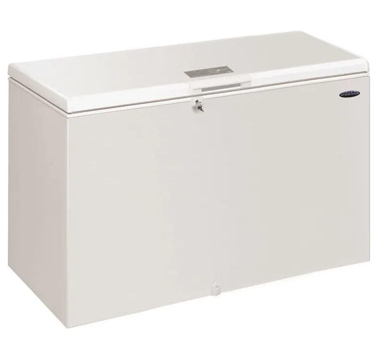 Iceking CF390W 390 Litre Chest Freezer