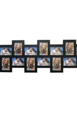 Large 14 Aperture Multi Picture Frame