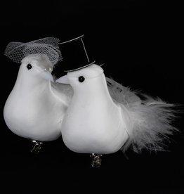 Mr & Mrs Clip Bird Couple