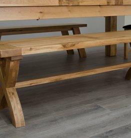 HomestyleGB Deluxe X Leg Dining Bench